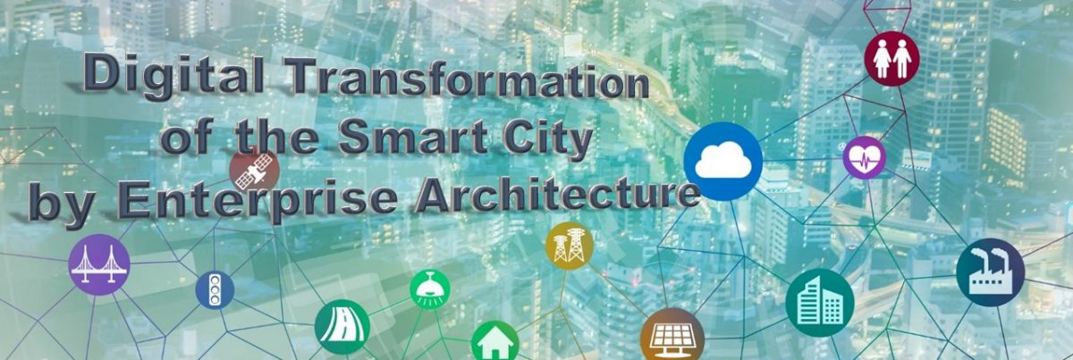 Enterprise Architecture Management for Smart Cities
